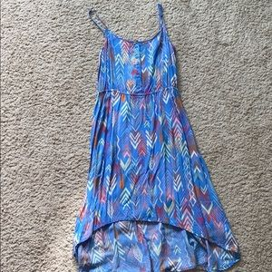 Charlotte Russe summer tank dress